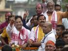 Pictures: Indian state election winners