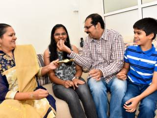 Meet CBSE toppers in UAE