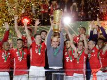 Guardiola signs off with Bayern cup win