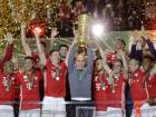 Pictures: Bayern Munich clinch German Cup