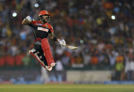 Bangalore qualify for the IPL play-offs