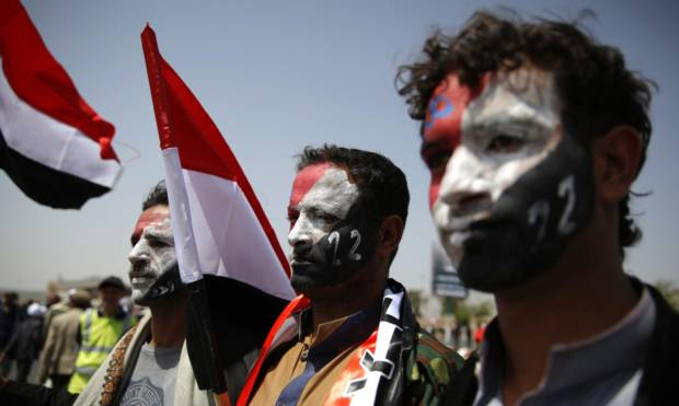 Reunification Day marked in Yemen