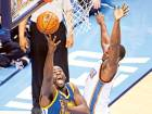 Thunder rout Warriors to go up in West finals
