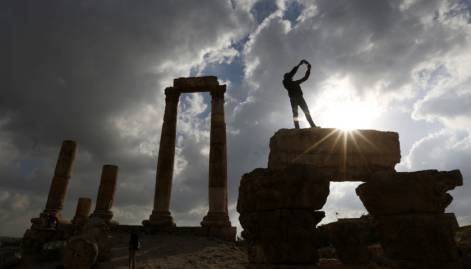 Amman Citadel: A glimpse of ancient Jordan