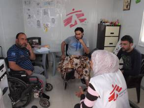 Helping refugees cope with trauma