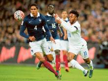 Varane's injury a big blow for France