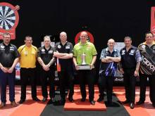 Van Gerwen confident about Dubai title defence