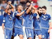 Last eight deserved, relieved Jovanovic beams
