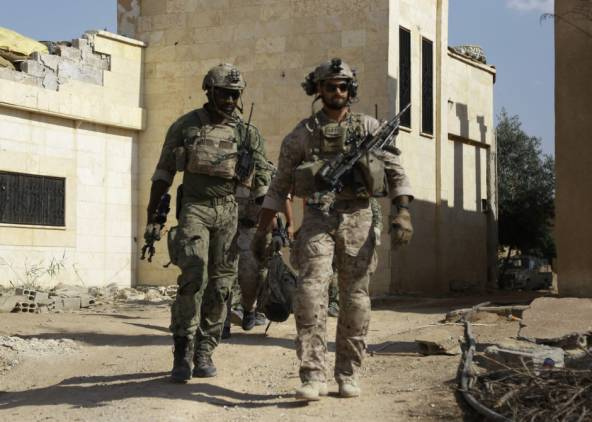 Twin offensives on Daesh in Syria, Iraq