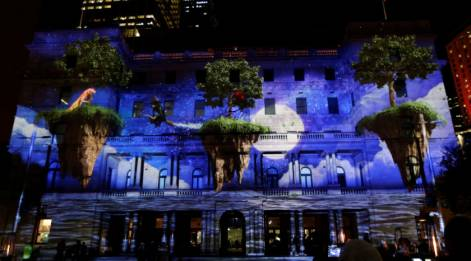 Vivid Sydney's glow takes over the city