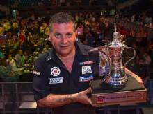 Anderson ends Gerwen's three-year dominance