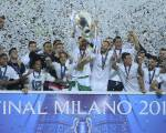 Real Madrid crowned champions of Europe