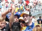 Alex Rossi revels in first Indy 500 win