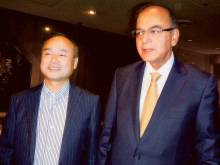 SoftBank's investments in India may surpass $10b