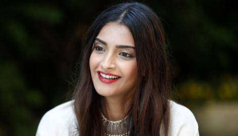 Sonam Kapoor in Jerusalem's Old City