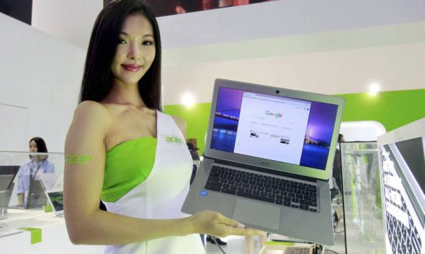 Smart innovations on show at Computex