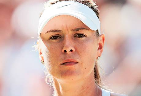 These two years have been tougher: Sharapova