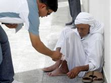 Police: Begging is banned in Ramadan