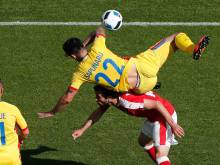 Switzerland made to wait after Romania draw