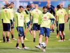 Italians ready for Ibrahimovic and Sweden