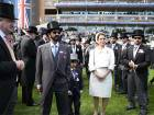 Shaikh Mohammad at Royal Ascot