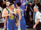 Curry loses his cool as Warriors lose to Cavs