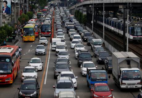 Duterte adds traffic jams to hit list