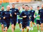 Ireland hoping for an upset over the Azzurri