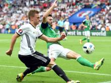 Germany go through as Group C winners