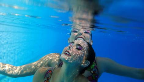 Sync or Swim: Rio's Olympic hopefuls