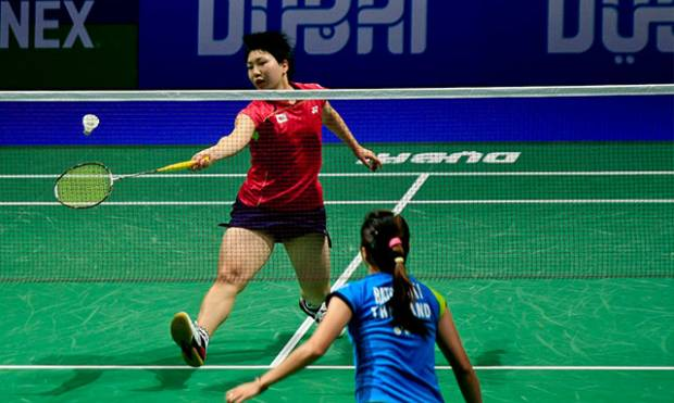 Badminton takes flight in Dubai