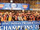 Sunrisers Hyderabad winners of the IPL. A full-fledged IPL lasts about for almost two months. The ninth edition of the tournament was held in India from April 9 to May 29.