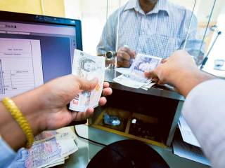 UAE residents rush for pounds after Brexit