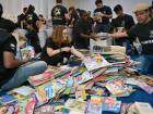 Reading Nation receives 80,000 books