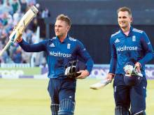 Morgan elated by team's 'remarkable' run-chase