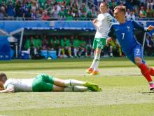 Hosts France end Ireland's Euro run