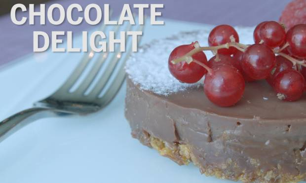 How to make a simple chocolate delight
