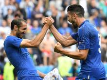 Italy strike twice to dump Euro champions Spain