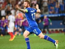 Underdogs Iceland give England bloody nose
