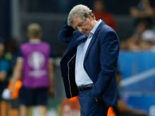 England manager quits after Iceland defeat
