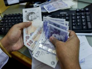 UAE shoppers cash in on pound plunge