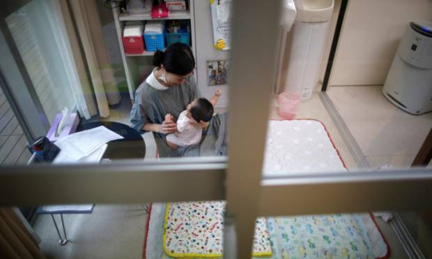 More foster parents needed in Japan