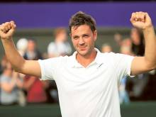 Federer fascinated by Willis' fairytale