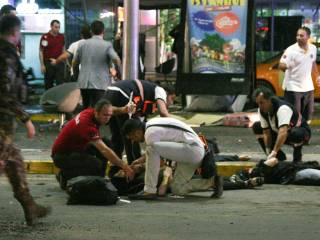 36 dead in Istanbul airport attack