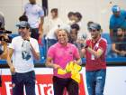 Roberto Carlos was in attendance as Al Joker won the futsal title at the Fourth of the NAS Ramadan Sports Tournament.