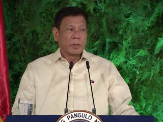 No fanfare as Duterte takes power