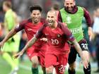 Portugal's luck continues
