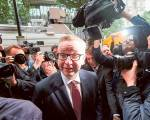 No EU exit talks this year: Gove