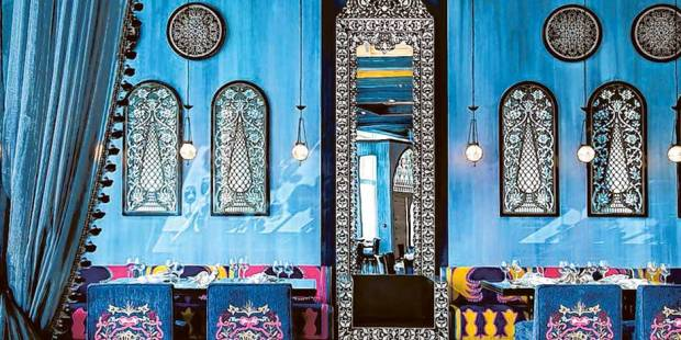 Iftar review: Em Sherif, The Address Downtown