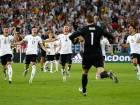 Germany go through after intense shoot out